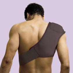 Фото Магнитные фиксаторы и повязки Магнитная повязка-фиксатор для плеча