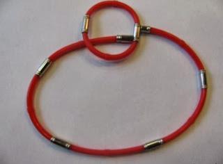 Оздоровительные браслеты и ожерелья HAOGANG ОРИГИНАЛ!!!