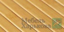 Мебельная плита покрытая наружным слоем бамбук.