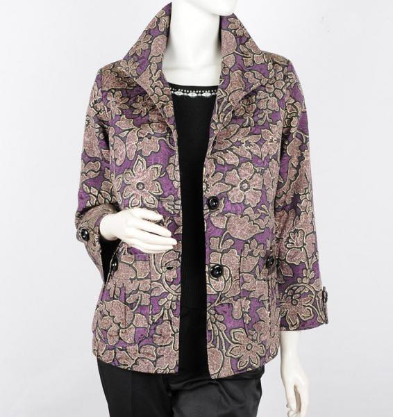 Пиджак Осень и весна.Одежда среднего возраста женщин