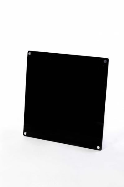 ИК стеклокерамическая панель обогреватель HGlass IGH 6060 400 Вт черная