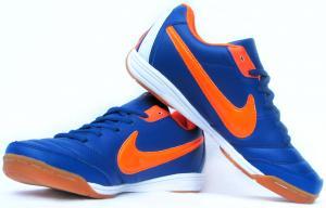 Фото БАМПЫ Бампы Nike Tiempo  сине-оранжевые