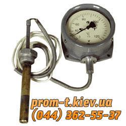 Фото Манометры вакуумные, давления, электроконтактные, Термометр ТМП, ТКП Термометр ТКП-100Эк