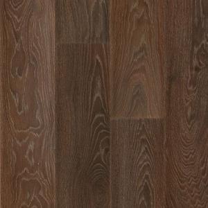 Фото Ламинат Tarkett, Ламинат Tarkett (Россия), Estetica 4v 9/33кл - 25 р. м2  Дуб Селект темно-коричневый