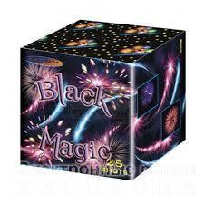 Фейерверк BLACK MAGIC. MC 150-25 38mm 25s