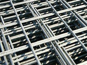 Сетка арматурная ВР-1. ячейка 50х50,100х100,150х150,200х200мм. ГОСТ