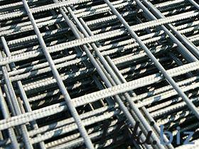 Сетка арматурная ВР-1. ячейка 50х50,100х100,150х150,200х200мм. ГОСТ Арматура в России