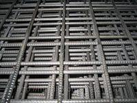 Сетка арматурная А-I  A-III  А500С. ячейка 100х100,150х150,200х200мм. d 6, 8,10,12мм ГОСТ