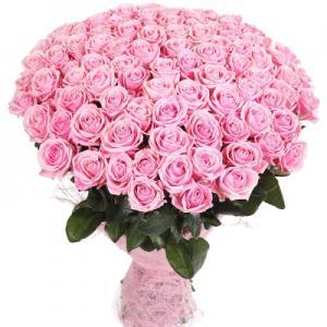 Фото Букеты, 101 роза Букет из 101 розы №4