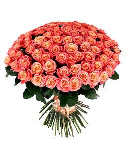 Фото Букеты, 101 роза Букет из 101 розы №6