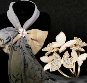 Фото Другое (заколочки, брошки) Заколка для шарфа Весна