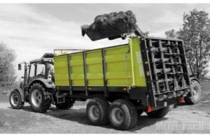 Фото Сельскохозяйственная техника   METAL-FACH, Разбрасыватели удобрений N267 - 8Т