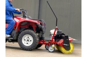 Фото Сельскохозяйственная техника   METAL-FACH, Дополнительное оборудование для Мотовездехода ПОДМЕТАЛЬНО-УБОРОЧНАЯ МАШИНА