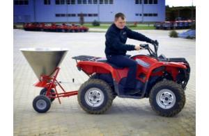 Фото Сельскохозяйственная техника   METAL-FACH, Дополнительное оборудование для Мотовездехода РАССЕИВАТЕЛЬ