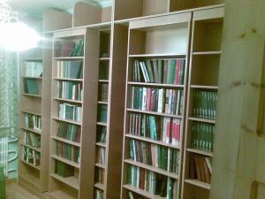 Фото Мебель корпусная, Шкафы купе Шкаф библиотека 08