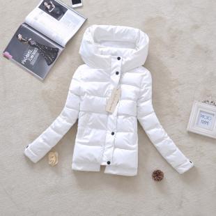 Куртка FASHIN,Белый утиный пух