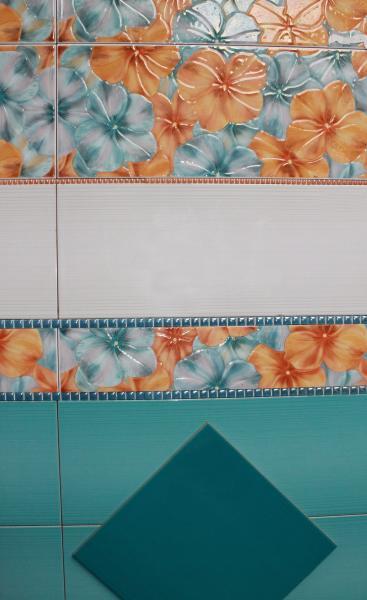 Плитка в ванную «Симфония» торговой марки Allore Group