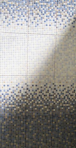 Плитка в ванную «Гламур» белорусского завода Керамин.