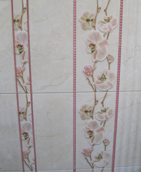 Плитка в ванную «Este» украинского завода InterCerama