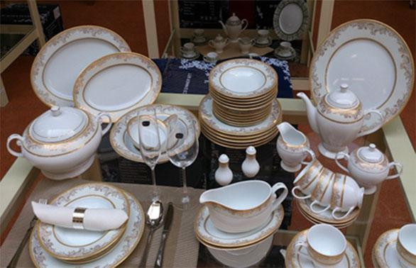 Сервиз для чая Paris 22 предмета / 6 персон, фарфор