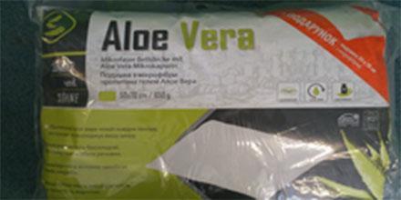 Подушка S und S Aloe Vera 50*70 см + ПОДАРОК подушка