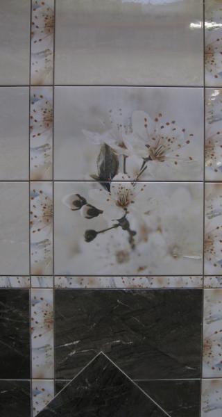 Плитка в ванную SAKURA 25*40