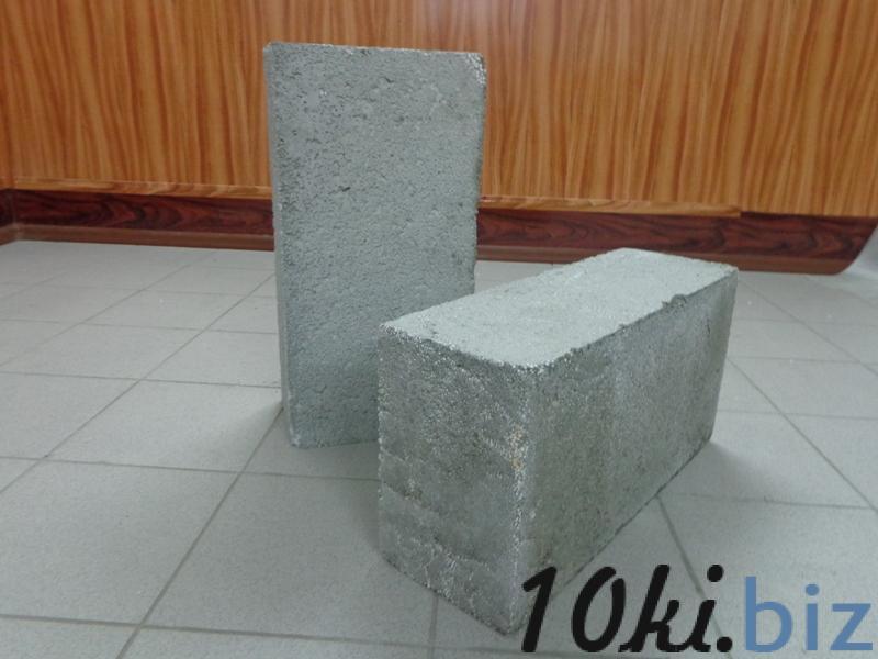 Стеновые блоки от производителя