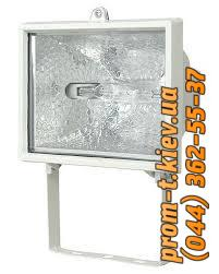 Фото Лампы накаливания, люминесцентные, натриевые, галогенные, энергосберегающие, светодиодные, Светотехника Magnum Прожектор Magnum LHF 500 белый, черный