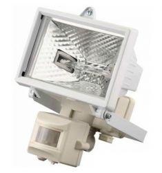Прожектор Magnum LHF 150S белый, черный с датчиком движения