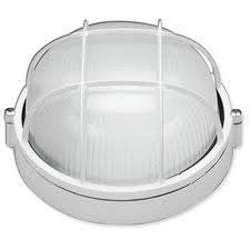 Светильник (таблетка) Magnum MIF 012 60W-100W E27 настенный, белый, черный