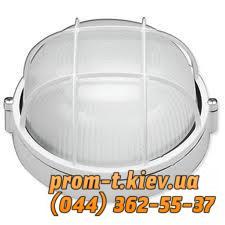 Фото Лампы накаливания, люминесцентные, натриевые, галогенные, энергосберегающие, светодиодные, Светотехника Magnum Светильник (таблетка) Magnum MIF 012 60W-100W E27 настенный, белый, черный