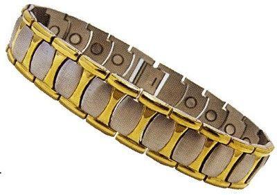 Магнитный титановый браслет ОЛИВЕР
