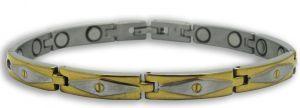 Фото  Титановые магнитные браслеты Магнитный титановый браслет КИОКО