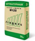 Фото Цемент,сухие строительные смеси, штукатурные смеси Сухая смесь м-125 ( штукатурная )