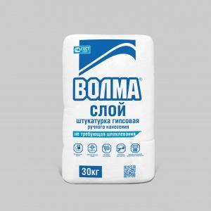 """Штукатурка гипсовая """" Волма-Слой"""" 30 кг"""