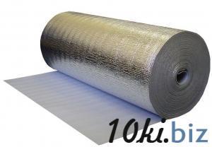 Теплоизоляция с метализированым покрытием (5*1200*25000) 30 кв.м