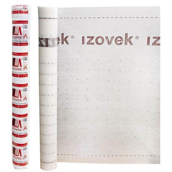"""Ветро-влагозащитная мембрана """" Izovek-A"""" 70 кв.м."""
