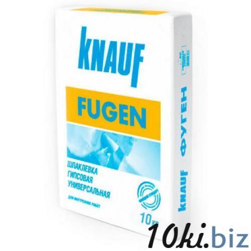 """Шпатлевка гипсовая """"Knauf- Фуген """" 25 кг купить в Тамбове - Отделочные материалы с ценами и фото"""