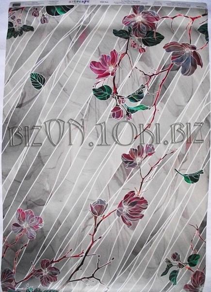 «Дикая Роза» (Wild Rose) гладкая пленка  0,61*0,91м          (Арт. Т69) витражные плёнки для окон и дверей