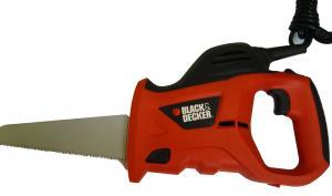 Фото Инструмент, Пилы сабельные и электроножовки Электроножовка Black&Decker KS880EC