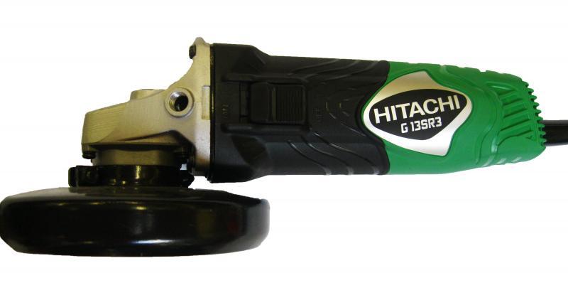 Угловая шлифмашина HITACHI G13SR3