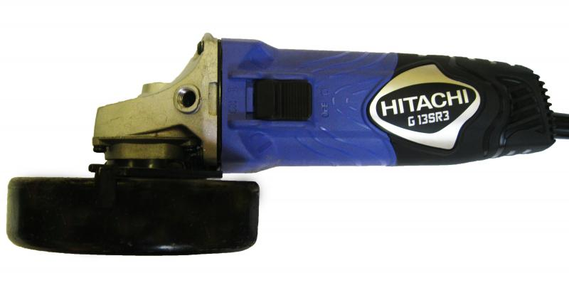 Угловая шлифмашина Hitachi G13SR3 (NQ)