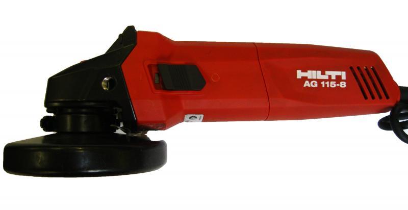 Угловая шлифмашина HILTI AG 115 - 8s