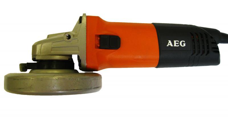 Угловая шлифмашина AEG WS 11-125