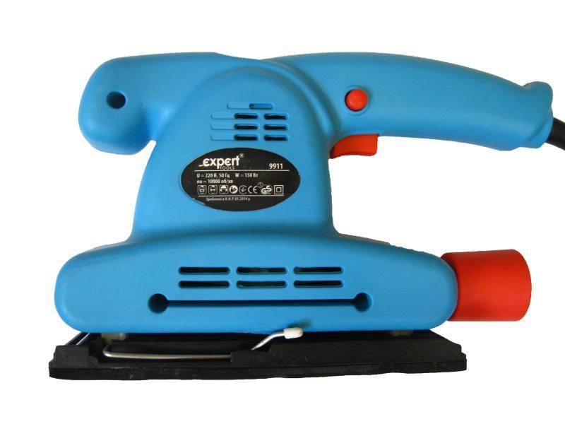 Виброшлифмашина 9911 EXPERT Tools