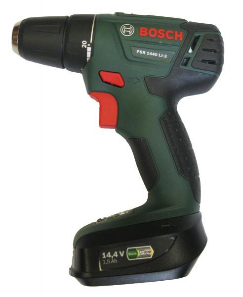 Аккумуляторный шуруповерт Bosch PSR 1440