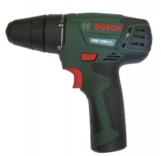 Аккумуляторный шуруповерт Bosch PSR 1080