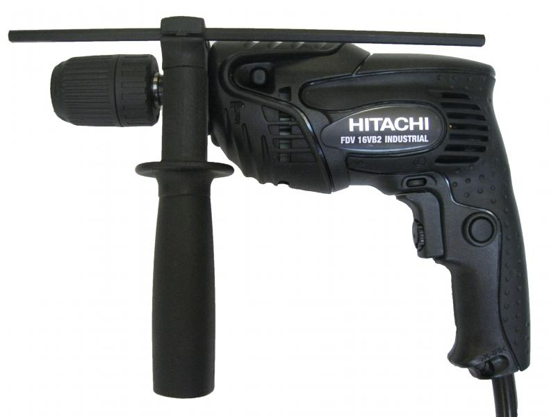 Дрель ударная Hitachi FDV16VB2 NV black