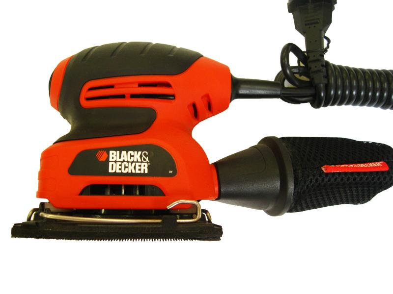 Виброшлифмашина Black&Decker KA400