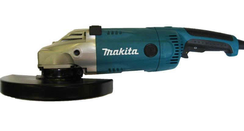 Угловая шлифмашина Makita GA9020 + диск A-85335